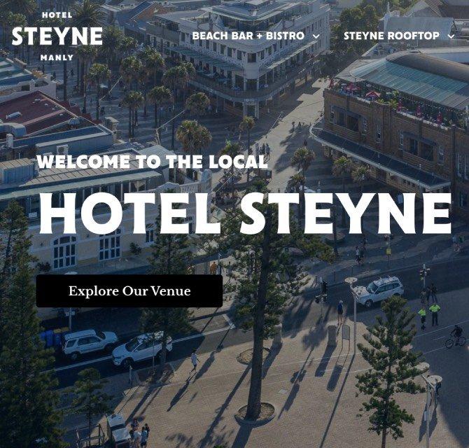 Hotel Steyne case study